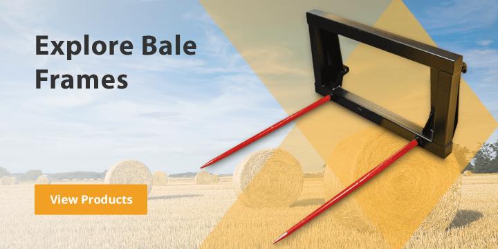 Bale Frames